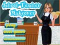 Игра School Teacher Makeover