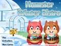 Spiel Hamster Winter Bistro