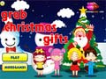 Игра Grab Christmas gifts