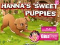 Cluiche Hanna's Sweet Puppies