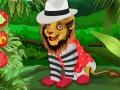 Игра Cute Lion Dress Up