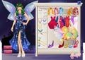 Gioco Beautiful Fairy Dress Up