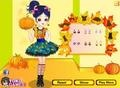 Игра Dress Me For Thanksgiving
