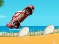 Cars On Beach ﺔﺒﻌﻟ