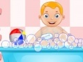Joc Smart baby bath time