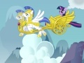 Permainan My little pony. Explore Ponyville