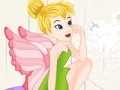Hry Tinker Bell: bedroom cleaning