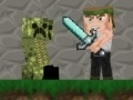 Minecraft:Wall Defender ﺔﺒﻌﻟ