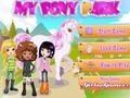 Jeu My Pony Park