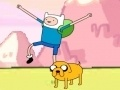 Cluiche Adventure Time: Righteous quest 2