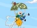 Spiel Adventure Time: Escape horses