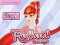 Gioco Redhead Hairstyle