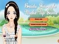 Gioco Braids Hairstyle Make-Up