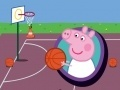 Игра Little Pig Basketball