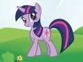 Igra My Little Pony: Individual test