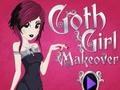 Παιχνίδι Goth Girl Makeover