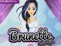 Gioco Brunette Hairstyle