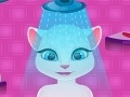 Игра Talking Angela Royal Bath