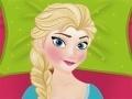 Jeu Pregnant Elsa First Aid