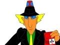 Permainan Inspector Gadget: Coloring