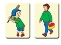 Game Caillou: Match