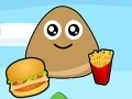 Spil Pou Food Hunter