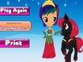 Igra Pony Princess Hairstyles