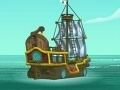 Hry Jake Neverland Pirates: Jake's Heroic Race