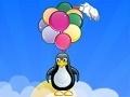 Игра Penguin Parachute Chase