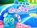 Игра Back to Candyland Sweet River
