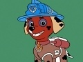 Игра Paw Patrol: Paint the Puppy