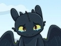 Permainan How to Train Your Dragon: Toothless Claws Doctor