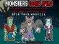 Игра Monsters Gone Wild