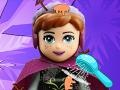 Spel Elsa and Anna Lego