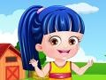 Spiel Baby Hazel: Farmer Dress Up