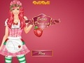 Игра Strawberry Girl