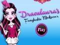 Παιχνίδι Draculauras Fangtastic Makeover