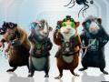 Игри G Force Team Tactics