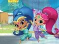 Žaidimas Shimmer and Shine: Sparkle Sequence