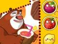 Spēle Bear Fruit Shop
