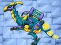 Spiel Combine! Dino Robot Lightning Parasau