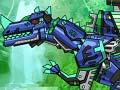 Combine! Dino Robot Ceratosaurus  ליּפש