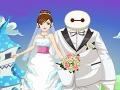Big Hero 6: Baymax Marry The Bride קחשמ