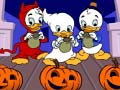 Permainan Duck Tales Trick or Treat