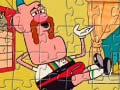 Žaidimas Uncle Grandpa Puzzle