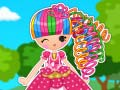 Hry Lalaloopsy Jewel Sparkles Dress Up