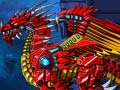 Robot Fire Dragon  ﺔﺒﻌﻟ