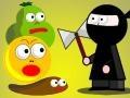 Παιχνίδι The Axe Ninja