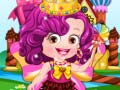 Gioco Baby Hazel chocolate fairy dress up