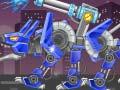 Spēle Toy war angry robot dog